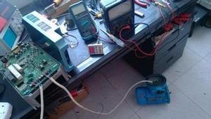变频器带负载测试
